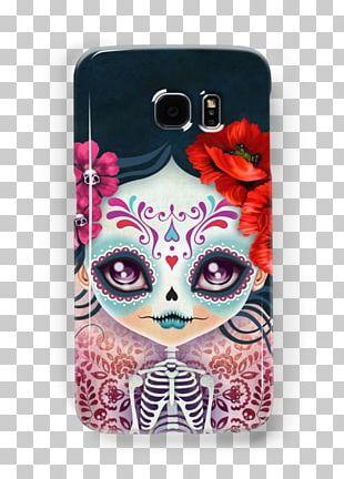 La Calavera Catrina Skull Day Of The Dead Mexican Cuisine PNG