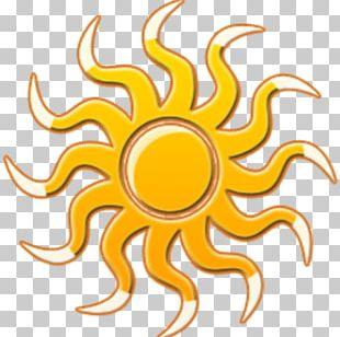 Summer Solstice Symbol Litha PNG