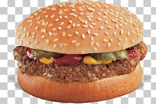 Hamburger Cheeseburger Fast Food Pizza Breakfast Sandwich PNG