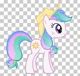 Applejack Pony Rarity Princess Celestia Twilight Sparkle PNG
