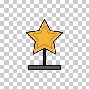 Computer Icons Award Star PNG
