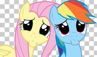Fluttershy Rarity Pony Twilight Sparkle Rainbow Dash PNG