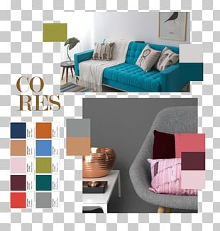 Interior Design Services Living Room Blue Apartment House PNG