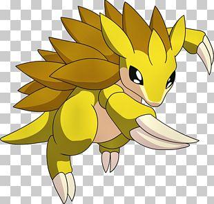 Pokémon GO Pokémon Adventures Sandslash Sandshrew PNG