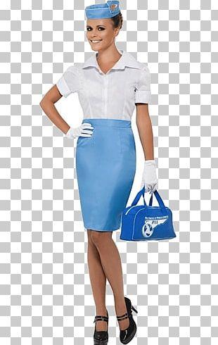 Flight Attendant Costume Party Pan Am Flight 73 PNG