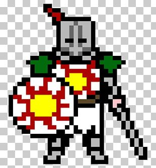 Dark Souls: Artorias Of The Abyss Solaire Of Astora Pixel Art PNG