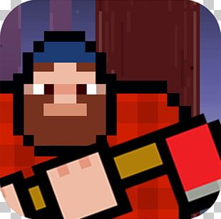 Timberman Arcade Game Android Soccer Hit Mobile Game PNG