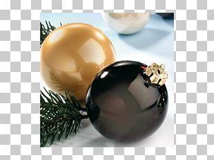 Christmas Ornament Egg PNG