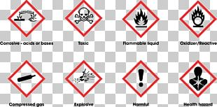 GHS Hazard Pictograms Globally Harmonized System Of Classification And Labelling Of Chemicals CLP Regulation Hazard Symbol PNG