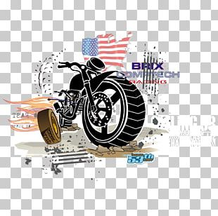 T-shirt Motorcycle PNG