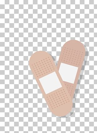 Wound Adhesive Bandage Dressing PNG