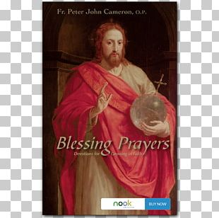 Blessing Prayers: Devotions For Growing In Faith Grace In Christianity Holy Card PNG