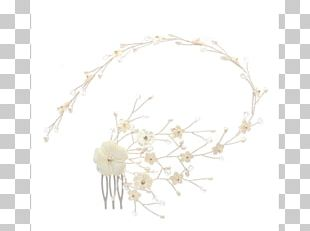 Wedding Cut Flowers Floral Design Headpiece PNG