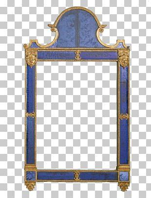 Gold Frame Frame Icon PNG