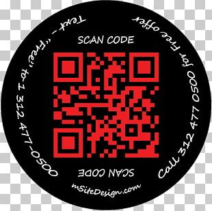 Master Of Business Administration QR Code Barcode Scanner PNG