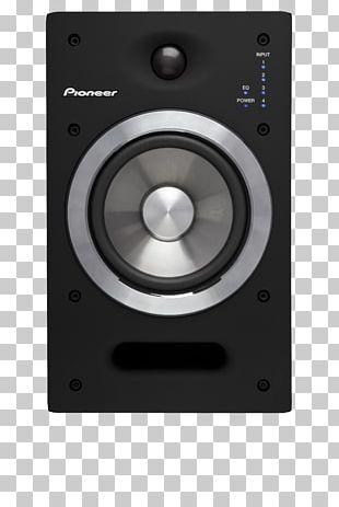 Subwoofer Studio Monitor Computer Speakers Loudspeaker Powered Speakers PNG