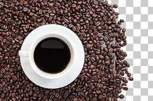 Coffee Espresso Cappuccino Cafe Milk PNG