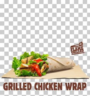 Shawarma Barbecue Chicken Hamburger Wrap Vegetarian Cuisine PNG