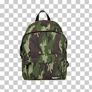 Backpack Military Camouflage Bag Wallet PNG