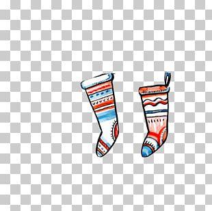 Christmas Stocking Sock PNG