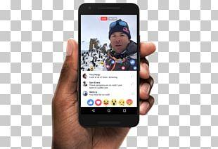 Streaming Media Facebook Livestream Broadcasting Live Streaming PNG
