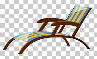 Chair Chaise Longue PNG