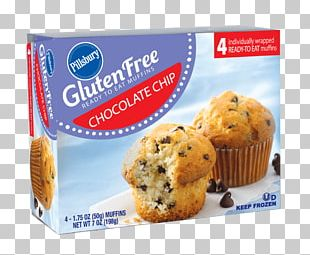 Muffin Baking Chocolate Chip Gluten-free Diet PNG