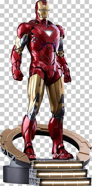 Iron Man's Armor Pepper Potts Hot Toys Limited Action & Toy Figures PNG