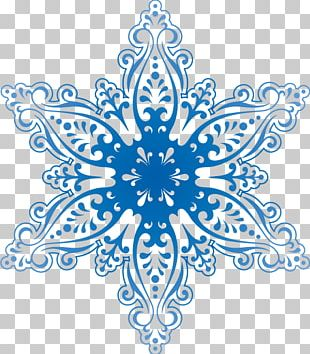 Snowflake Euclidean Photography PNG