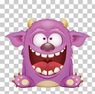 Monster Cartoon PNG