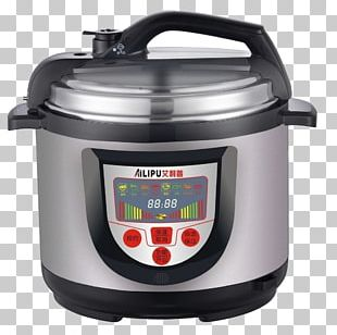 Pressure Cooking Multicooker Rice Cooker PNG