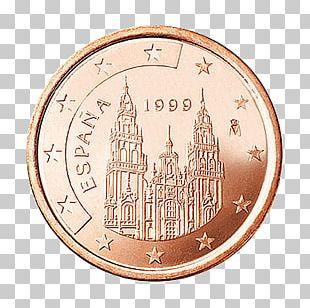 1 Cent Euro Coin Euro Coins 2 Euro Coin PNG