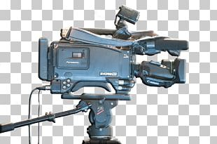 Video Cameras Television Professional Video Camera Stock Photography PNG