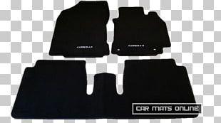 Vehicle Mat Car Toyota Brand PNG