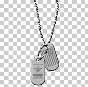 Dog Tag United States Military Army Soldier PNG