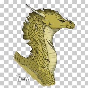 Wings Of Fire Darkstalker Burn Drawing PNG