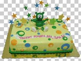 Birthday Cake Torte Gummy Bear Sugar Cake Cake Decorating PNG