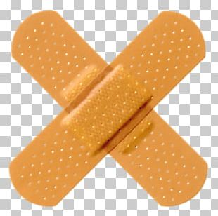 Crossed Band Aids PNG
