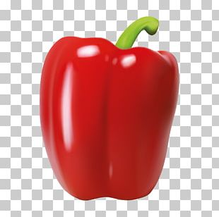 Chili Pepper Cayenne Pepper Red Bell Pepper Paprika PNG