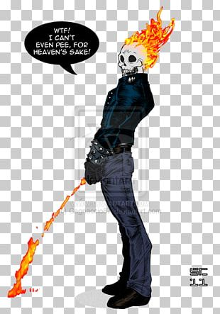 Ghost Rider (Johnny Blaze) YouTube Drawing Film PNG