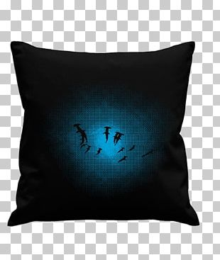 Throw Pillows Cushion Turquoise PNG