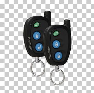 Remote Controls Remote Starter Car Remote Keyless System Alarm Device PNG