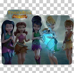 Tinker Bell Disney Fairies Vidia Iridessa Silvermist PNG