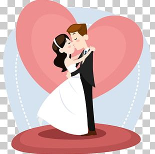 Wedding Bride And Groom PNG