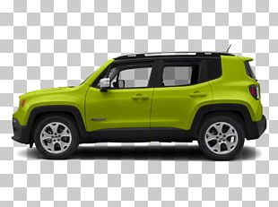 2018 Jeep Renegade Limited 4WD SUV Chrysler Sport Utility Vehicle Dodge PNG
