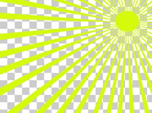 Light Green Flash Line PNG