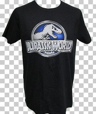 T-shirt Lego Jurassic World Dennis Nedry Jurassic Park PNG