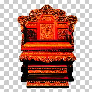 Chair Throne Seat PNG