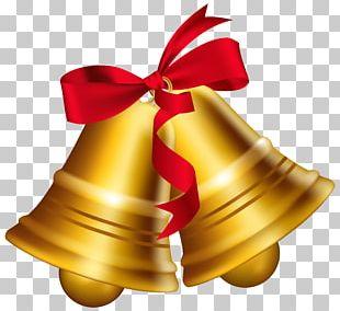 Christmas Jingle Bell Handbell PNG