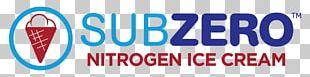Sub Zero Nitrogen Ice Cream Sub Zero Nitrogen Ice Cream Ice Cream Parlor PNG